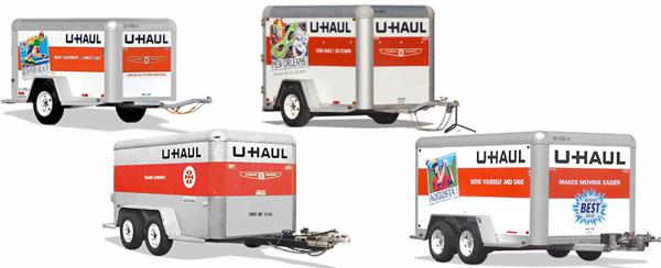 U-HAUL® truck rental, Cascade, Colorado